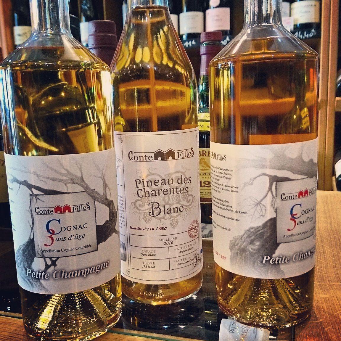 Cognac Conte Filles