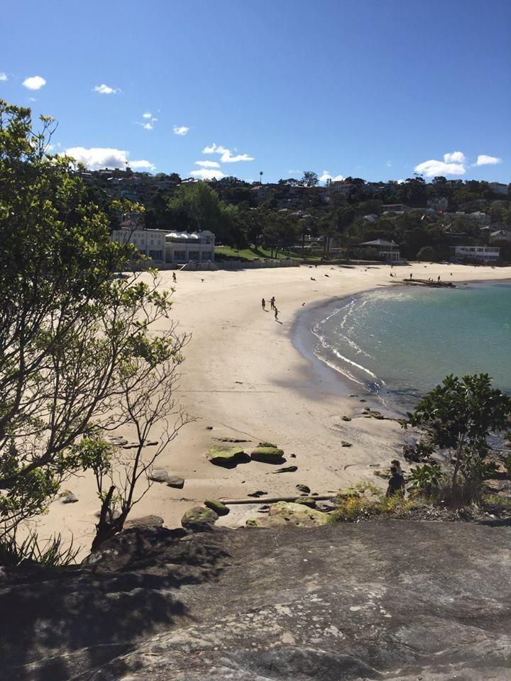 Balmoral (Sydney) et une rencontre avec l'Ange?