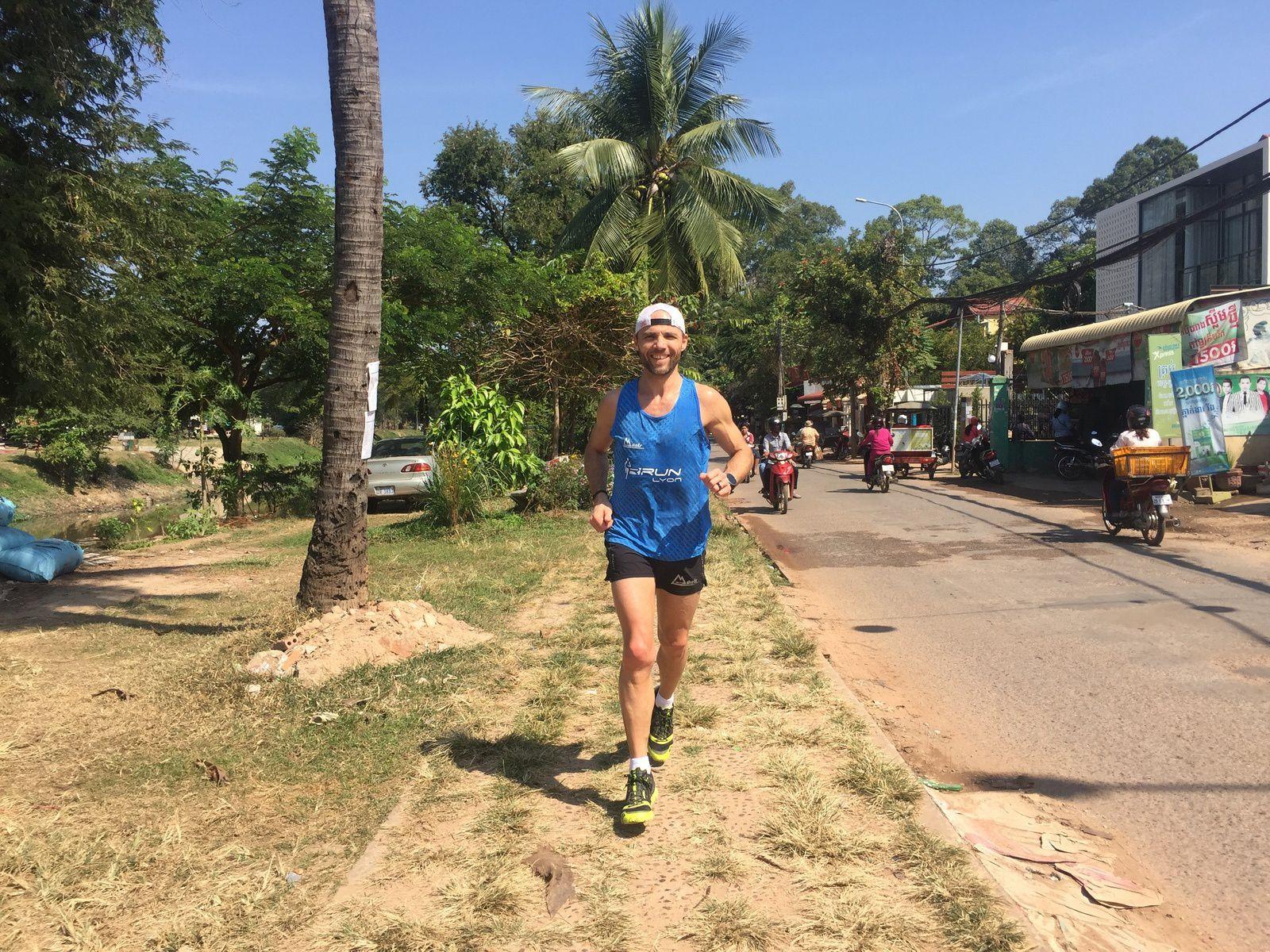 Ultra trail d'Angkor au Cambodge une aventure sportive mais surtout humaine !