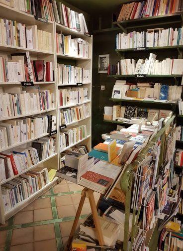 Visites de librairies marseillaises