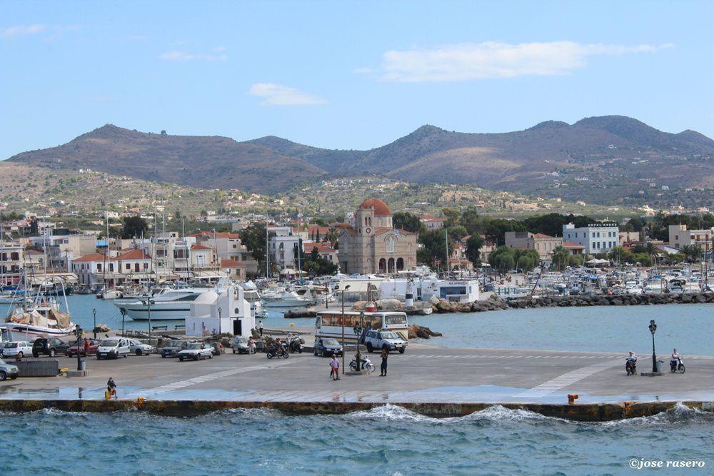 De El Pireo a Egina