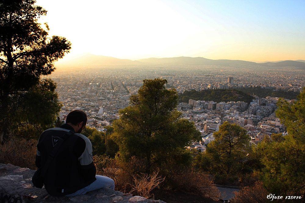 Monte Licabeto, Atenas