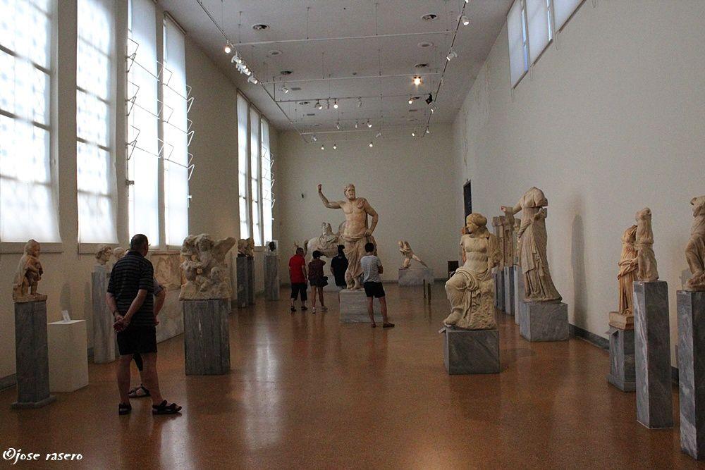 Exarquia y Museo Nacional, Atenas