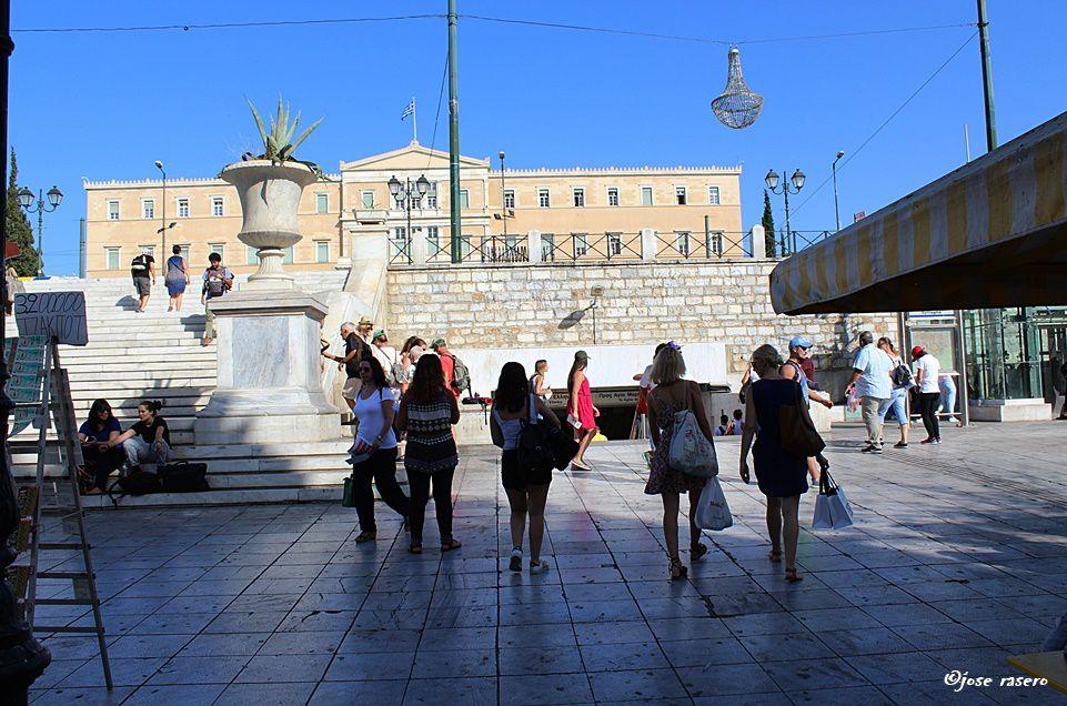 Plaza Syntagma (II)