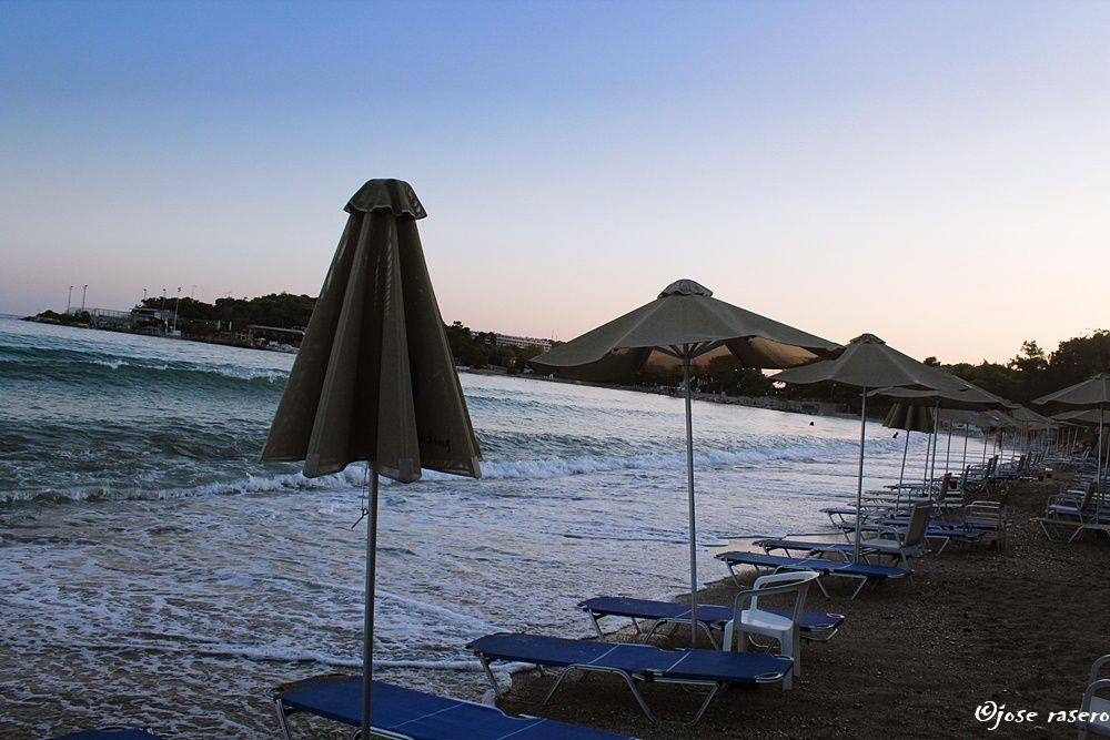 El Pireo y playas de Atenas