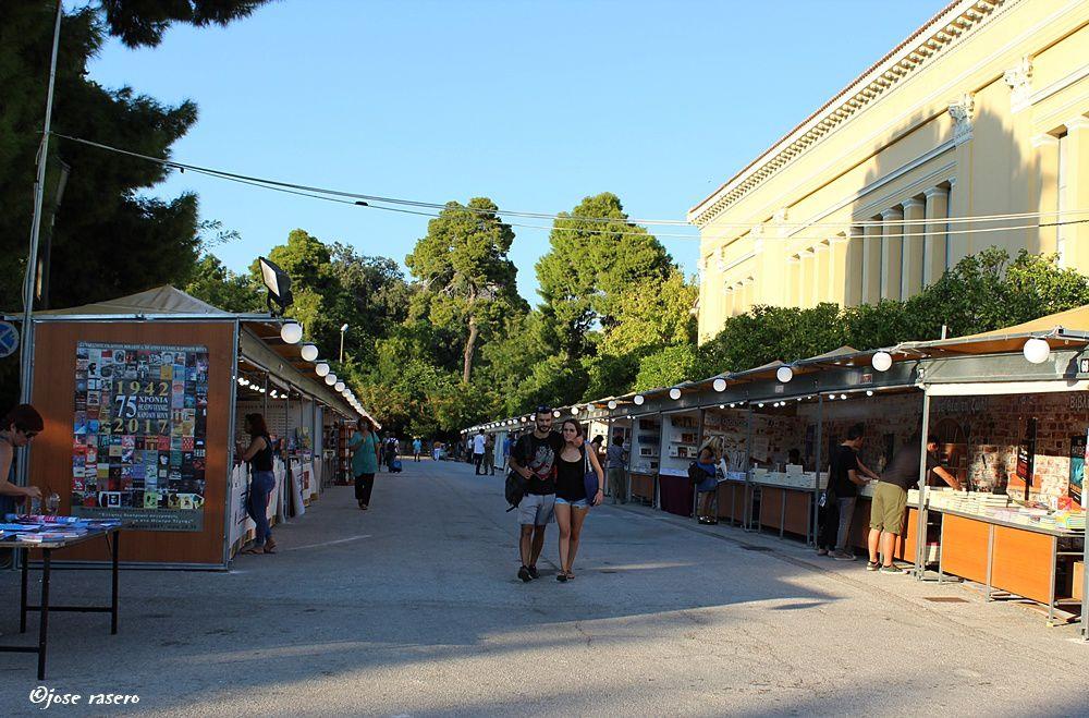 Barrio de Psyri, Atenas
