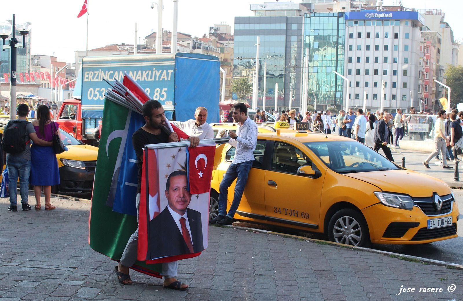'Taksim meydani'