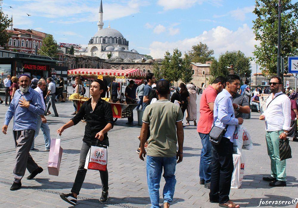 Bazares, Estambul