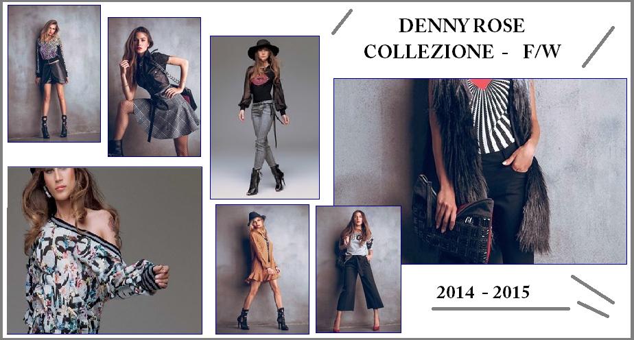 Denny Rose nuova collezione F/W 2015
