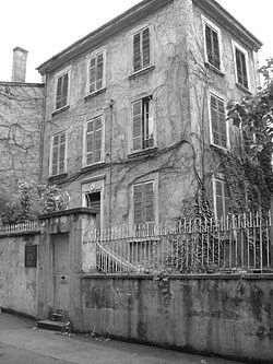 maison du docteur Dugoujon à Caluire - Jean Moulin