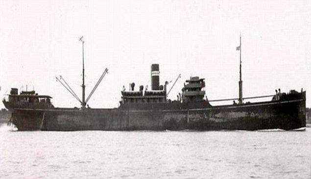 SS Gairsoppa : un trésor de plus de 30 millions d'euros… en lingots d'argent