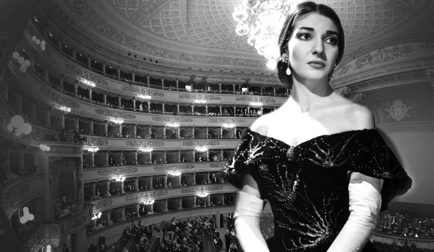 Musique : Maria Callas ou la Voix d'or de l'Opéra