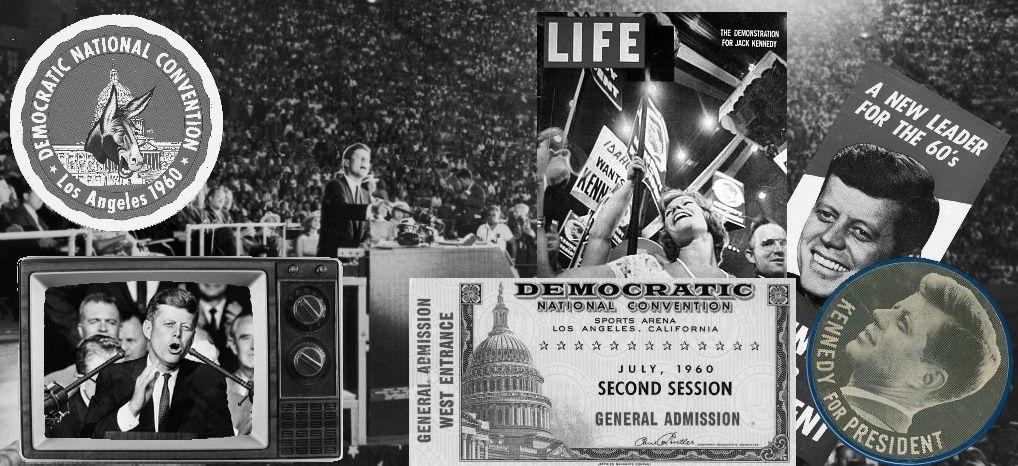 John F. Kennedy et la « New Frontier », ou l'ouverture d'une nouvelle ère