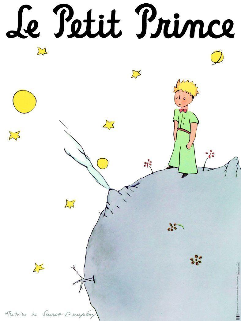 Litterature Le Petit Prince D Antoine De Saint