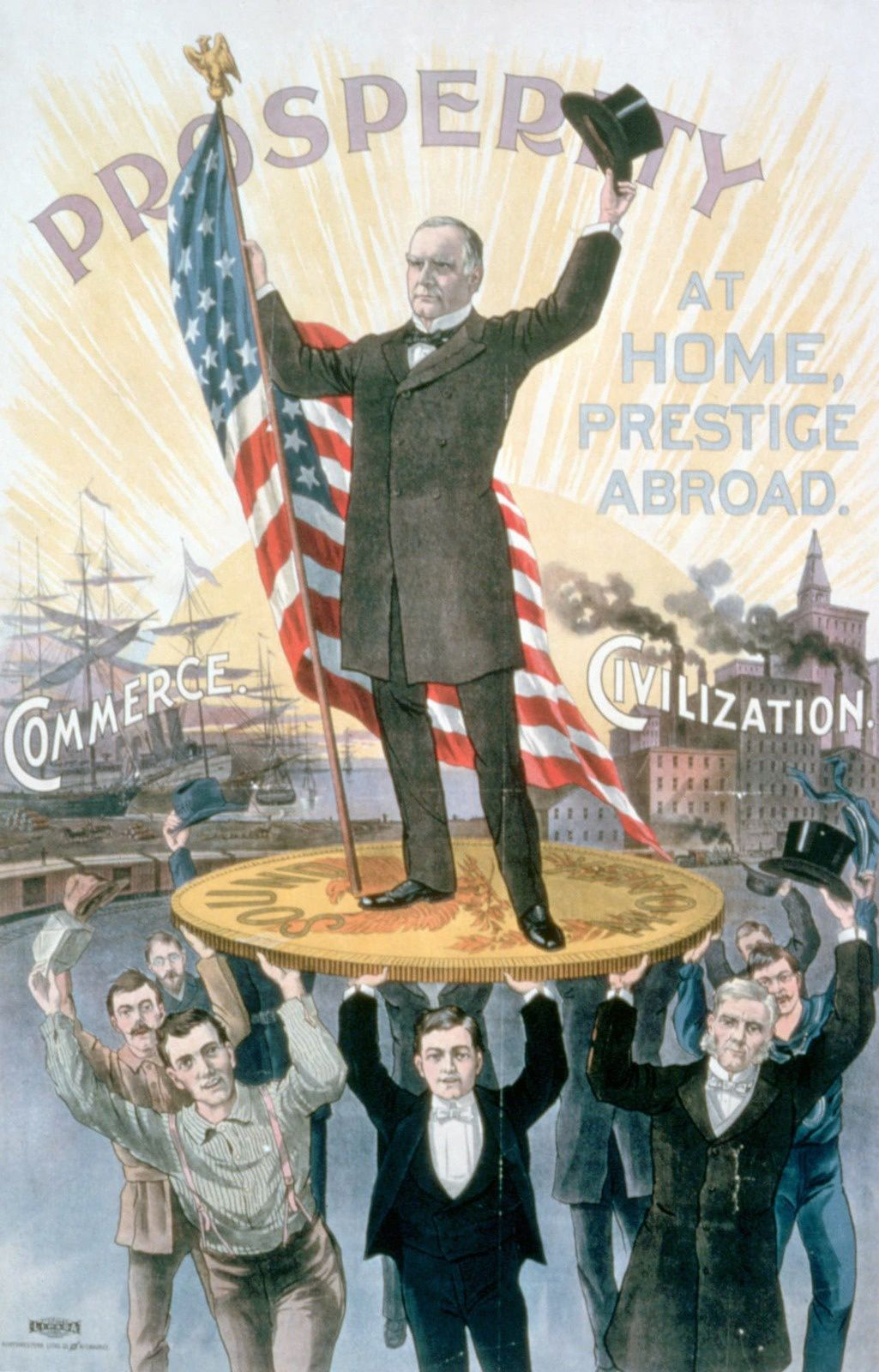Assassinats politiques : Le meurtre du Président William McKinley, ou l'anarchie contre l'expansionnisme international des Etats-Unis