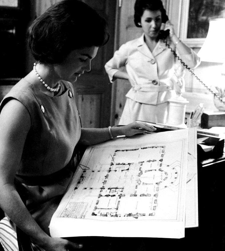 White House, #BlogLsp, Kennedy, President US, Histoire Maison-Blanche