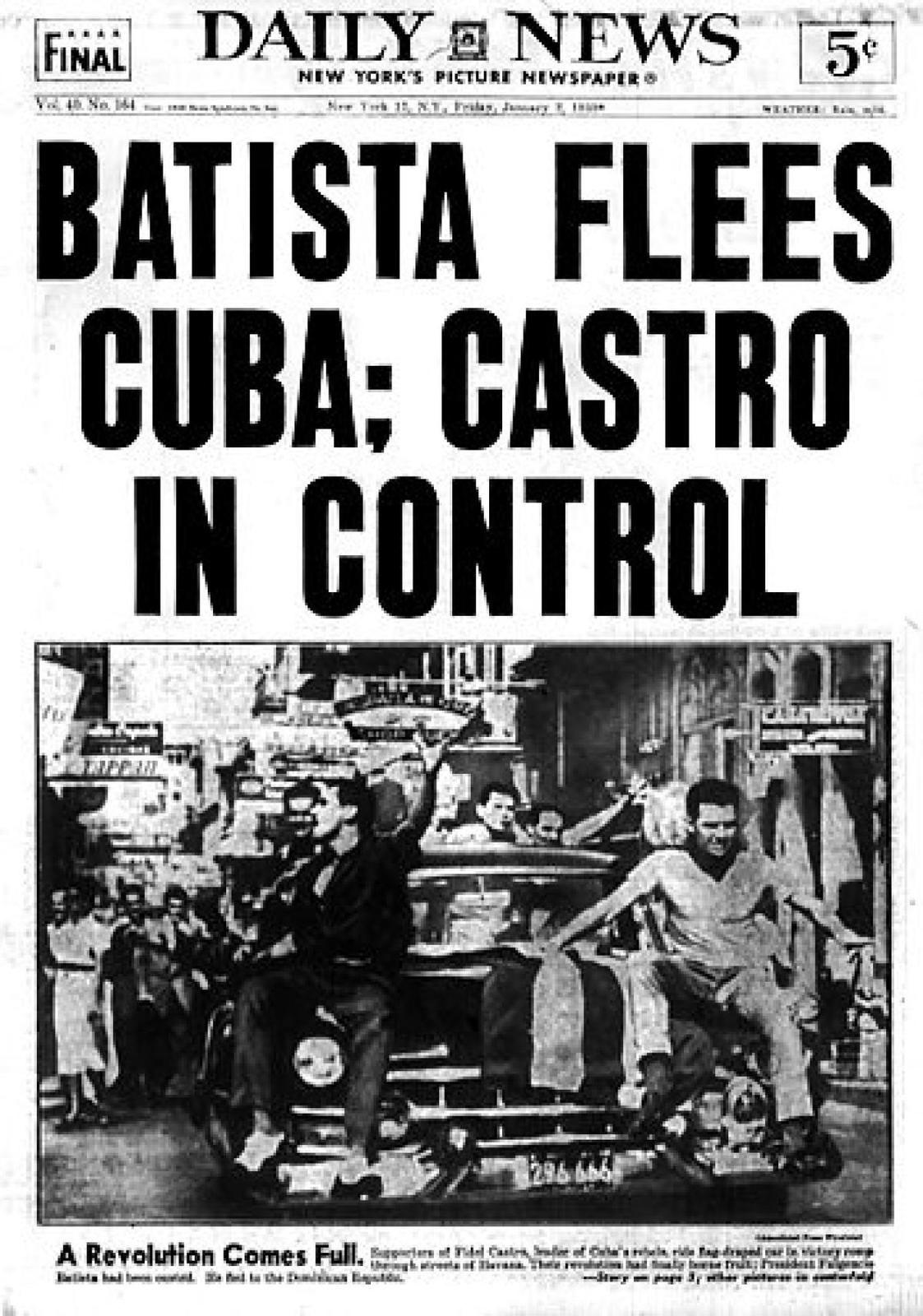 John F. Kennedy et le fiasco de la Baie des Cochons à Cuba, en avril 1961