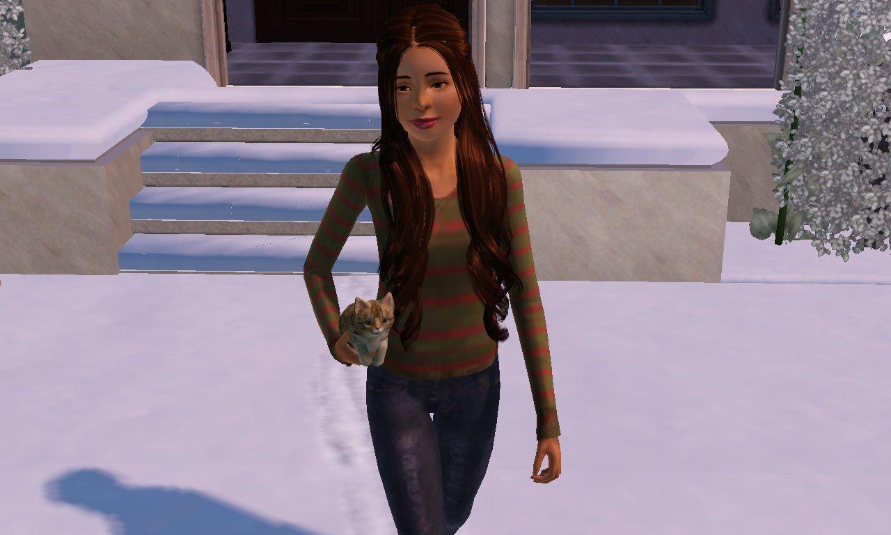 Oh ! oui chacun (e) à leur goût bien sûr ici on commente les images de Sims que vous aimez. Laisser un court message pour Marie Quivivre
