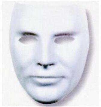 Des masques qui font peurs quand on ne se voie pas bien dans les yeux.
