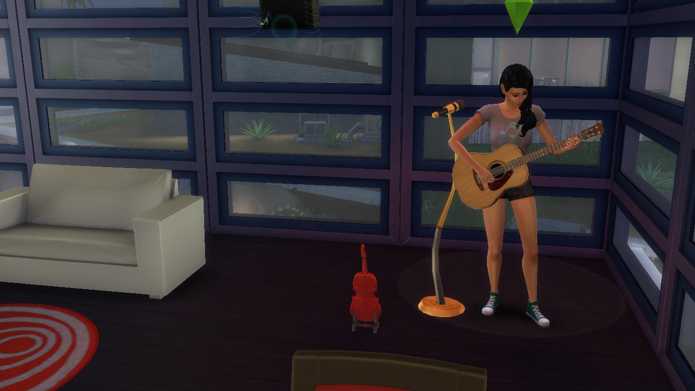 Les aventures des trois Sims