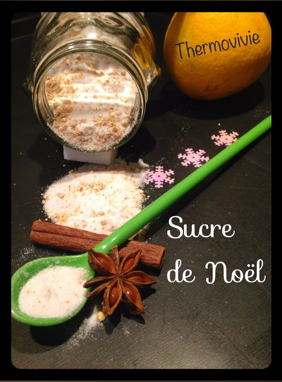 Comment Utiliser Le Thermomix sucre de noël - thermovivie