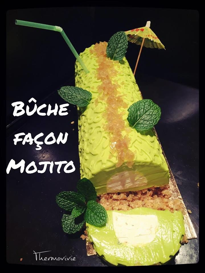 Biscuit buche thermomix