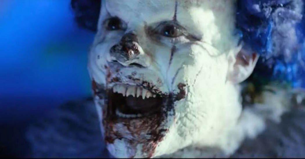 Qu'est ce que t'as ?! T'aimes pas les clowns ?
