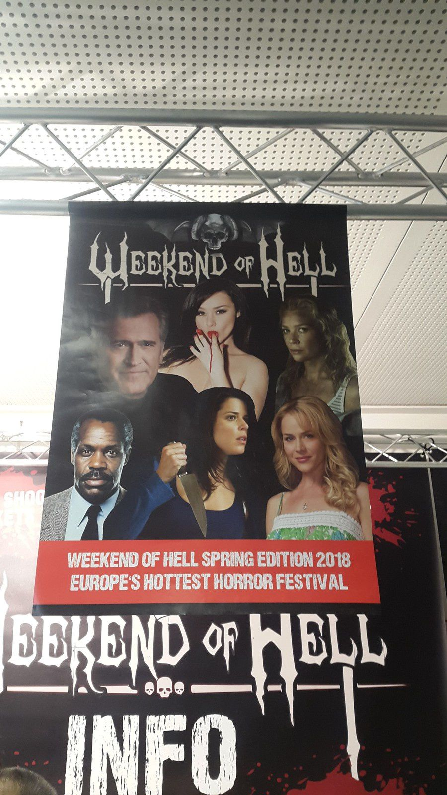 WEEKEND OF HELL - Edition d'avril 2018