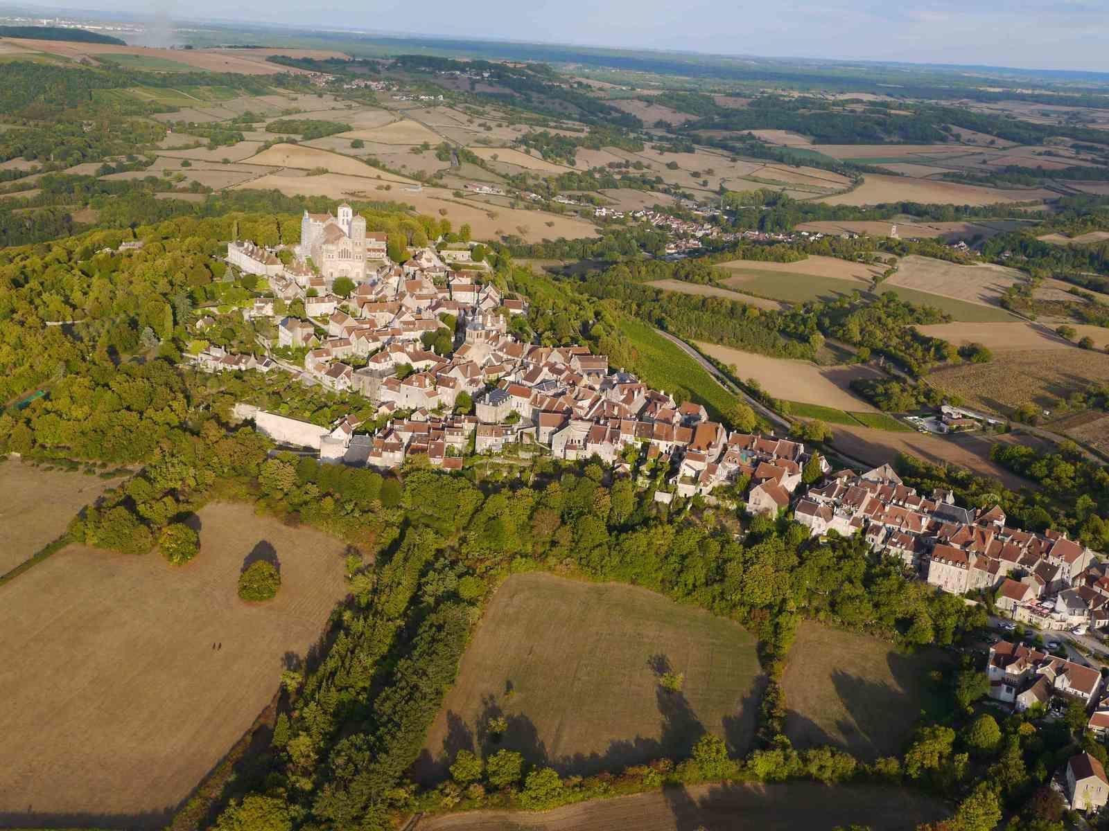 Vézelay (photos de Christophe qui a mitraillé à fond !)