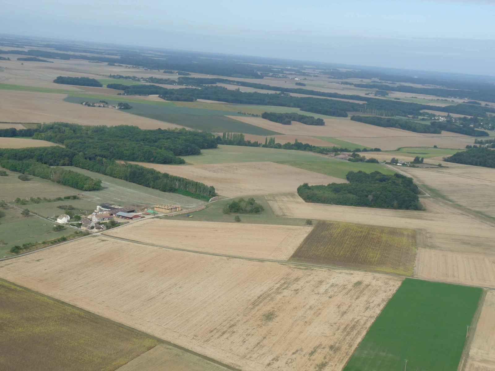 Vol entre paramotoristes (6 septembre 2020)