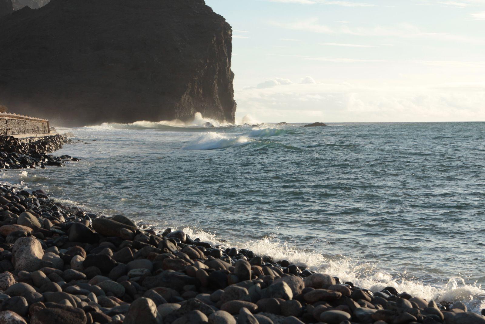 20° toute l'année yoga et escalade sur l'ile de la Grande Canarie