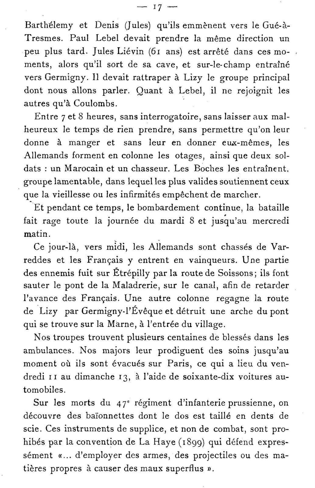 L'HISTOIRE  DES OTAGES (3/5)