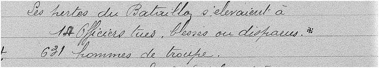 extraits du Journal de marche du 30 septembre 1915