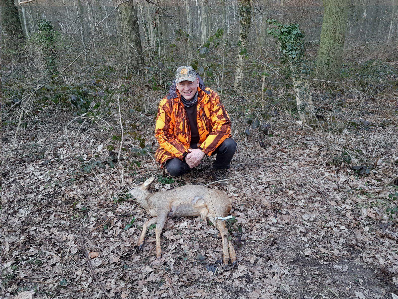 Les dernières journées de chasse !