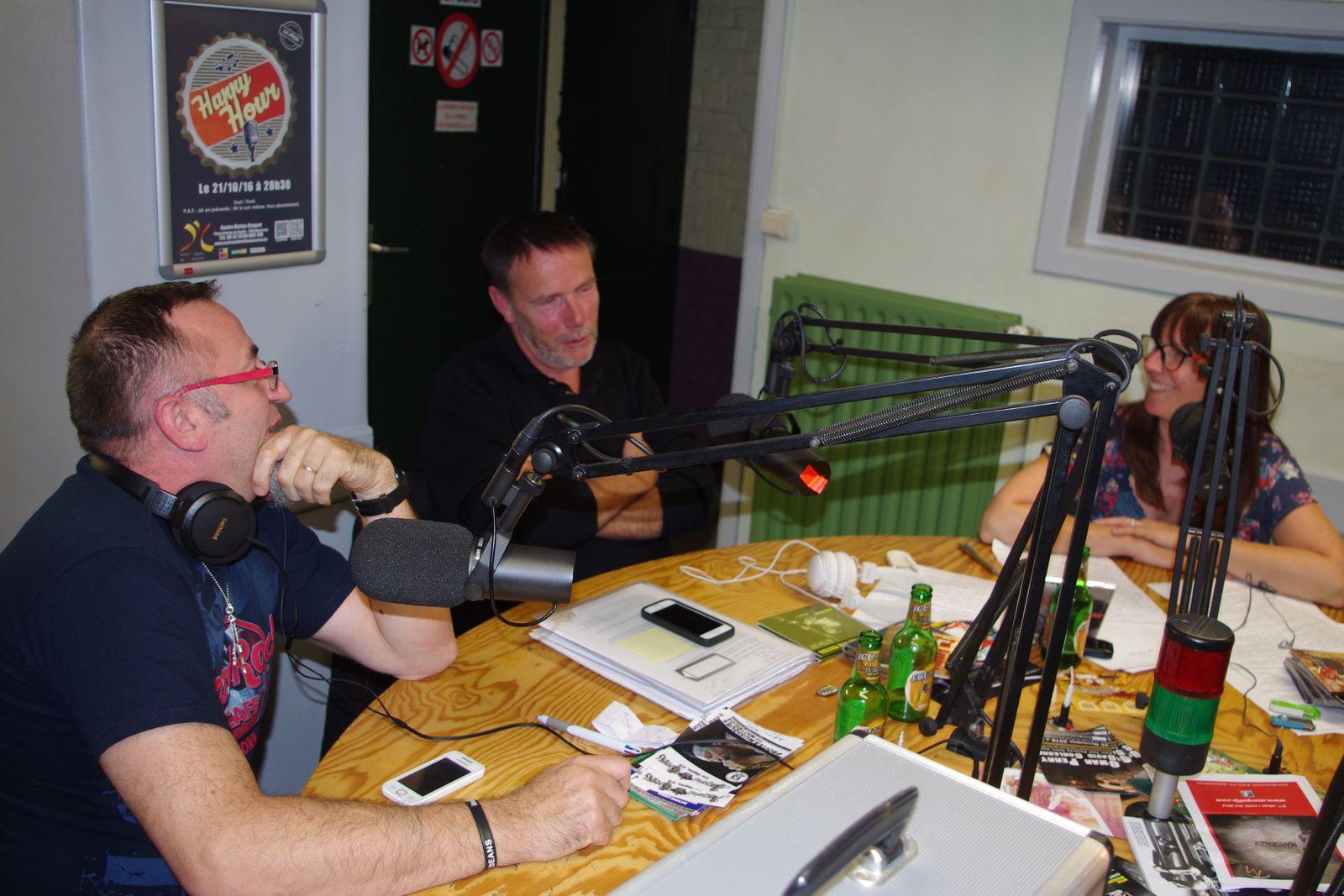 Playlist & podcast Tellin'You – 13 octobre 2016 – invité Jean Pierre du Queensland et Sylvain - www.rqc.be