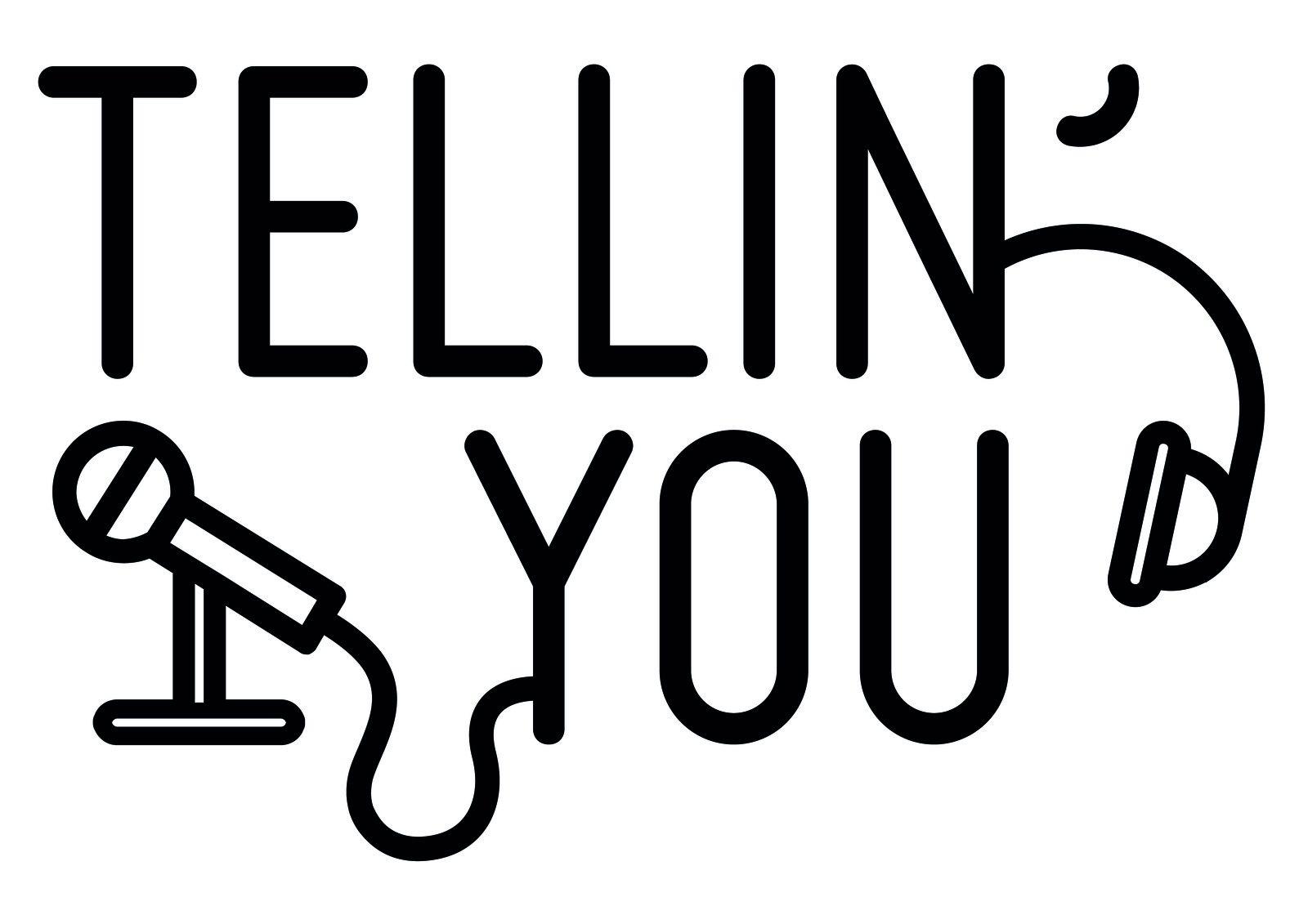 Playlist & podcast Tellin'You – 3 novembre 2016 – RQC95FM – www.rqc.be