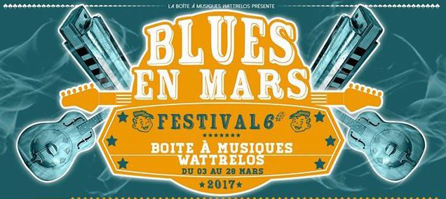 Playlist & podcast Tellin'You – 2 février 2017 – spéciale Blues en Mars – www.rqc.be