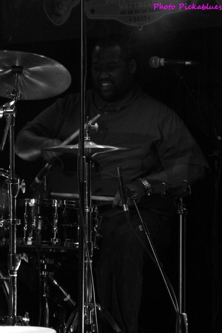Selwyn Birchwood - 19 mars 2017 - La Boite à Musiques, Wattrelos (59)