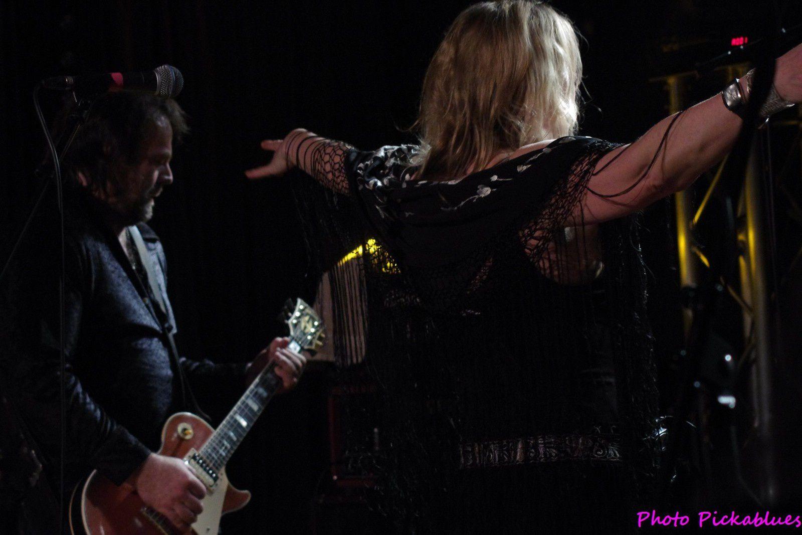 Deborah Bonham - 10 mars 2016 - La Boite à Musique, Wattrelos (59)