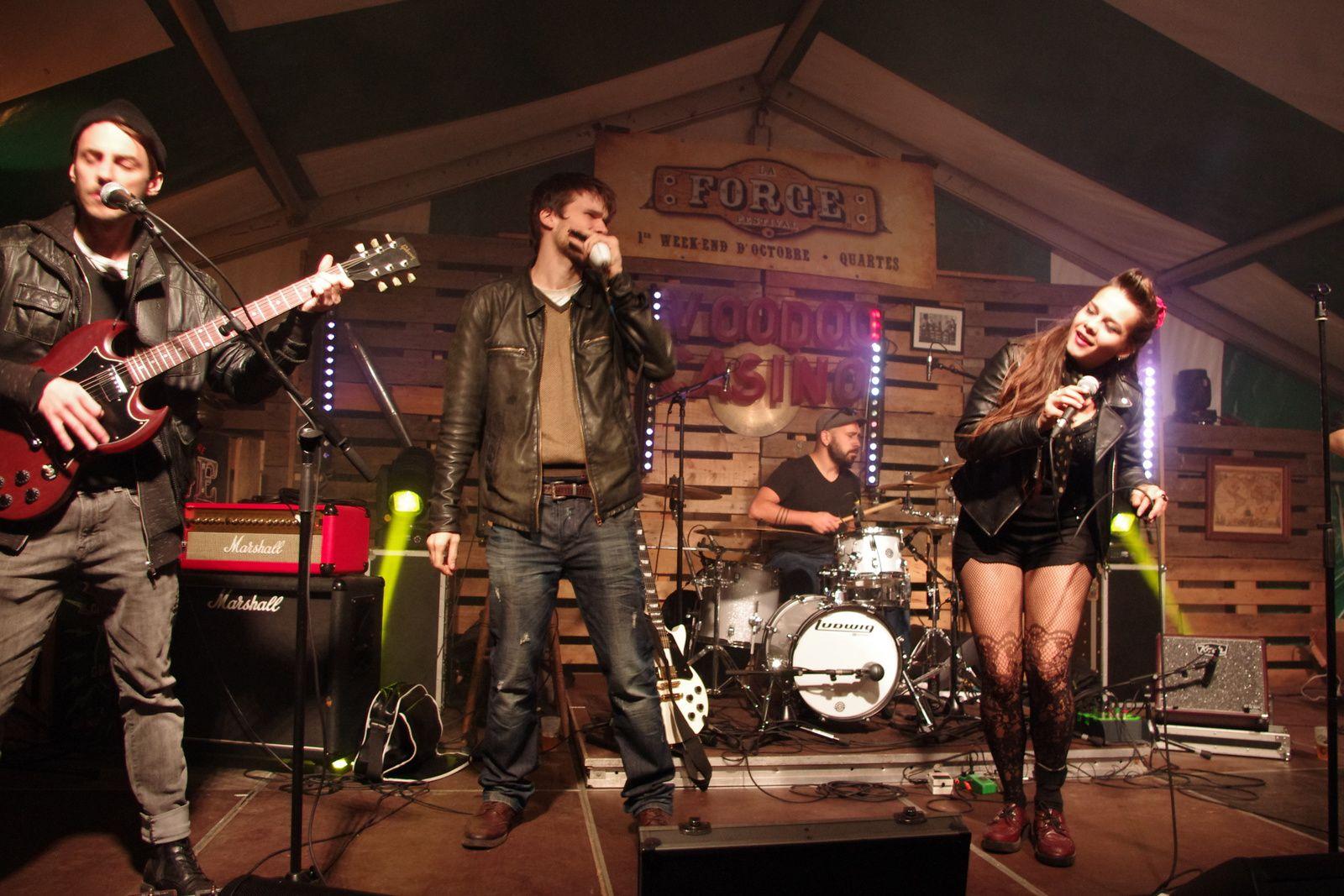 La Forge Festival - 07 octobre 2017 - Quartes (B)