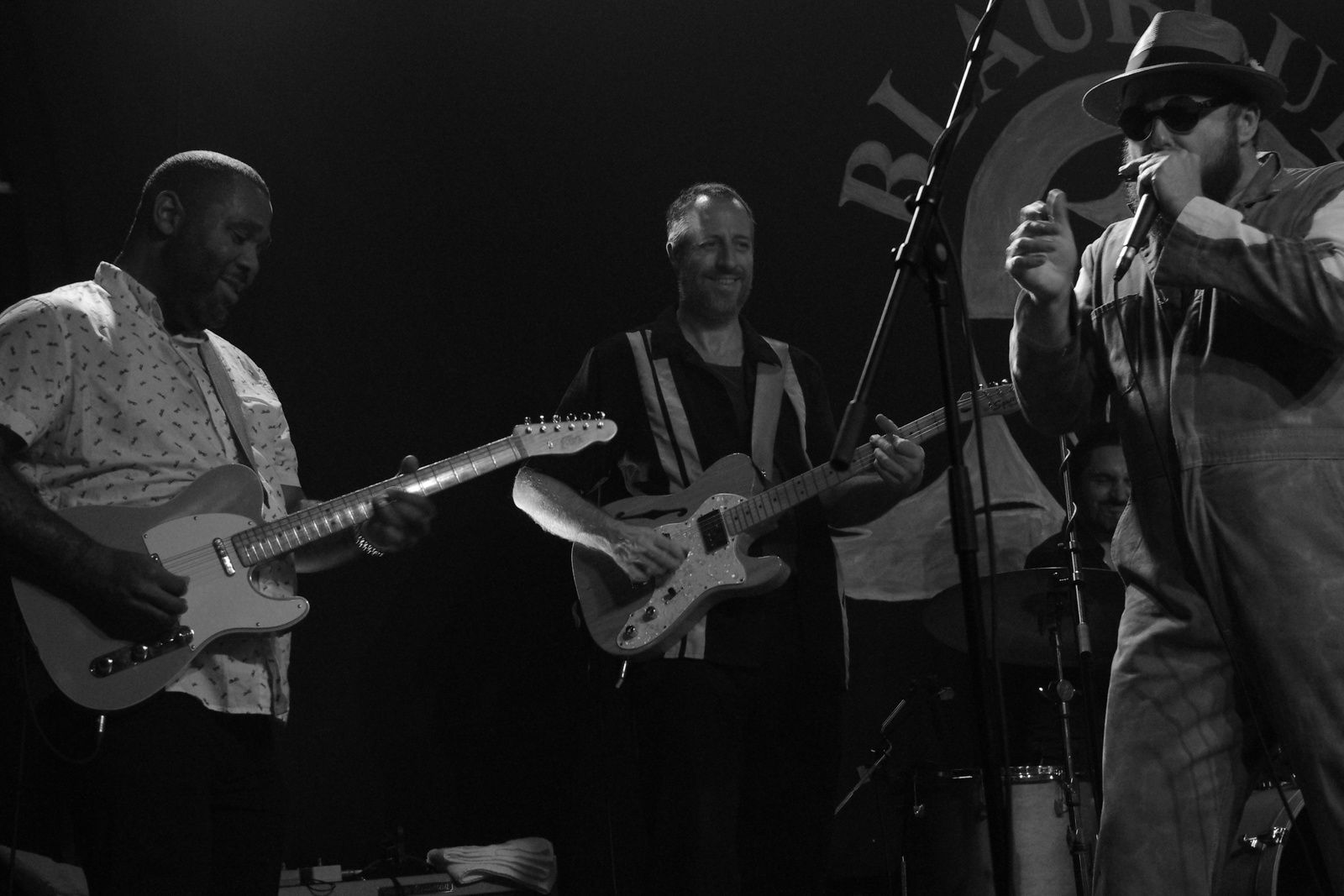 John Nemeth Band feat. Kirk Fletcher - 11/11/2017 - Blaublues Festival, Haringe (B)