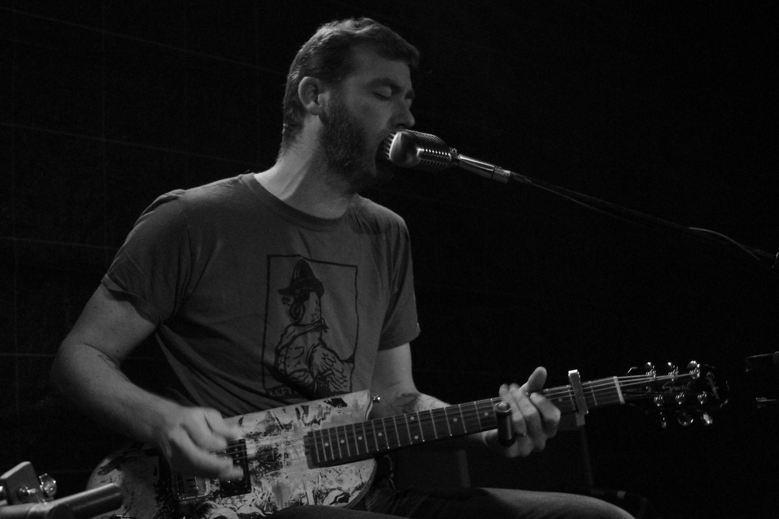 Ronan One Man Band - 11/11/2017 - Blaublues Festival, Haringe (B)