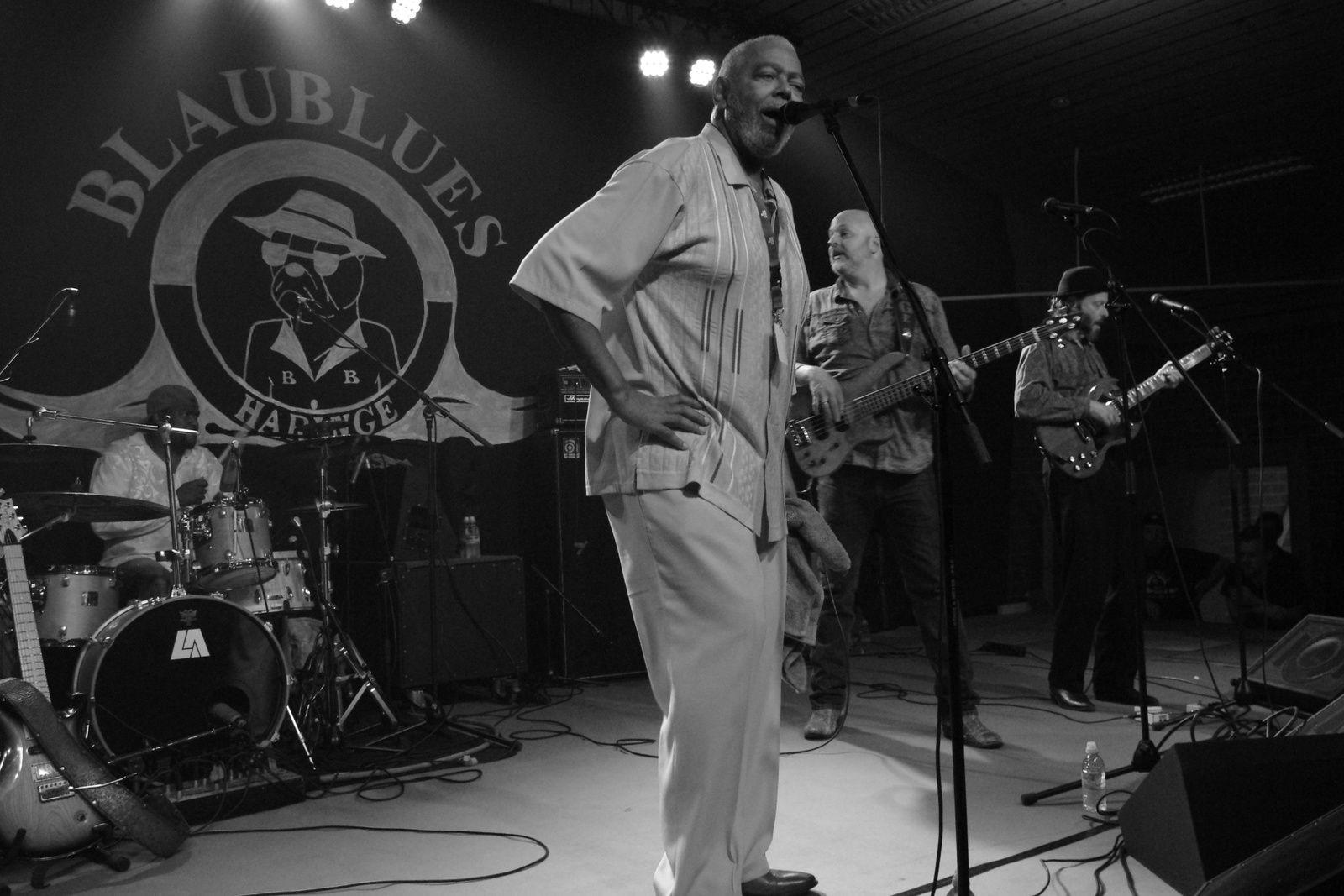 Zac Harmon Band - 11/11/2017 - Blaublues Festival, Haringe (B)