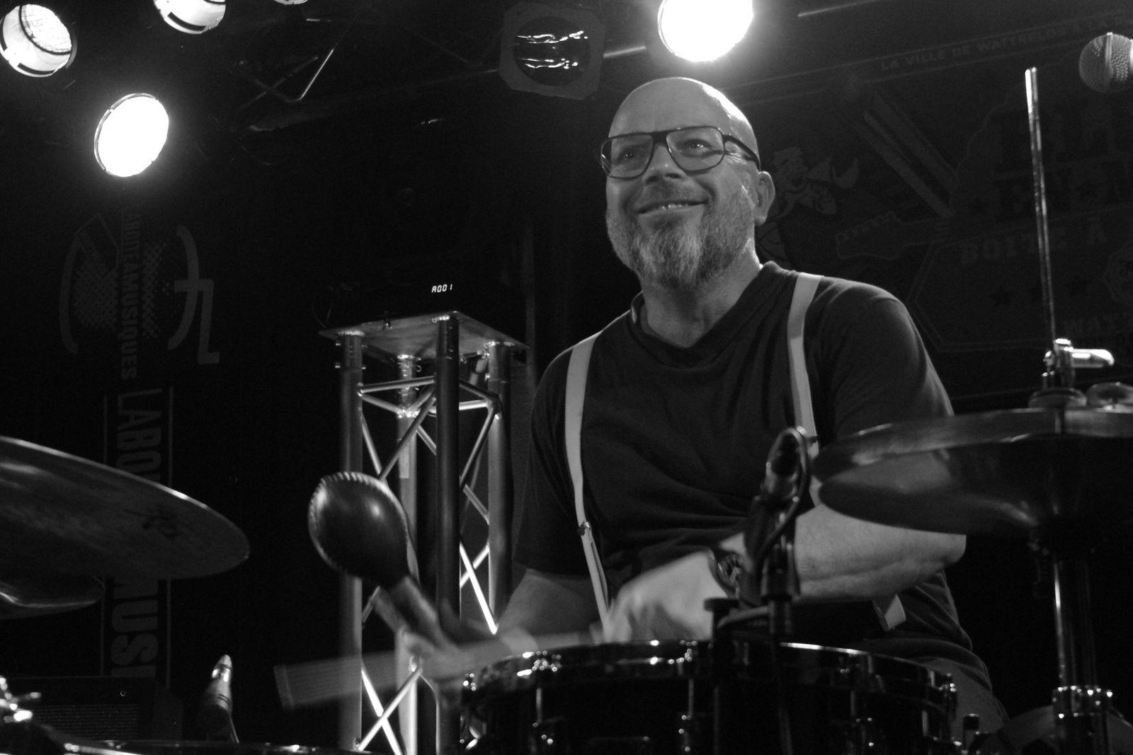 Crazy Hambones - 22/03/2018 - La Boite à Musiques, Wattrelos (59)