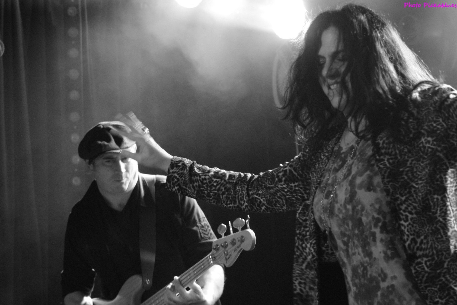 Sari Schorr - 23/03/2018 - La Boite à Musiques, Wattrelos (59)