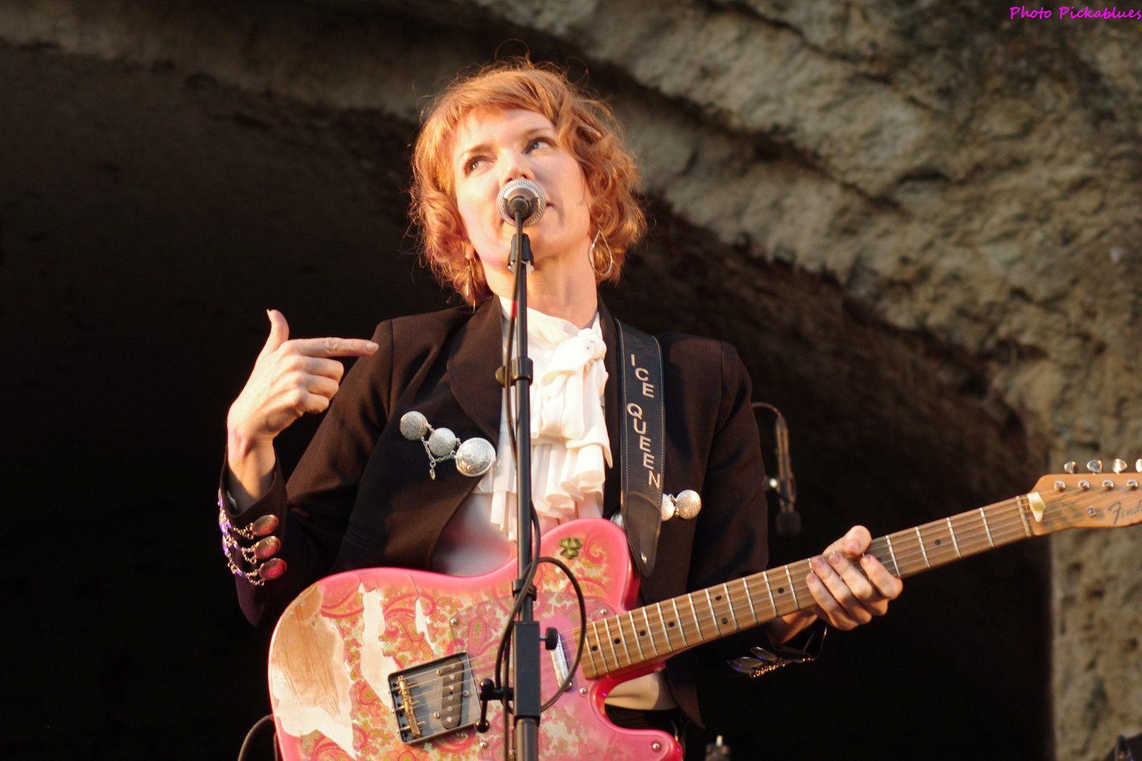 Sue Foley - 15 juin 2018 - Fort du Vert Galant, Wambrechies (59)