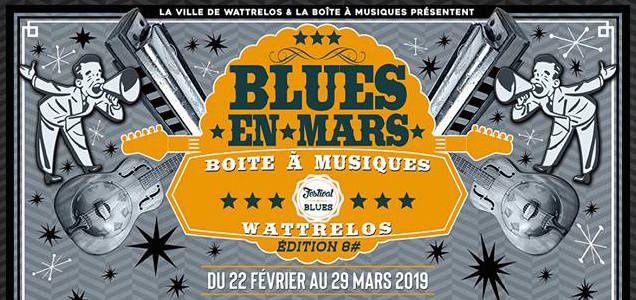 Playlist & podcast Tellin'You – 14 février 2019 « spéciale Blues en Mars » – www.rqc.be