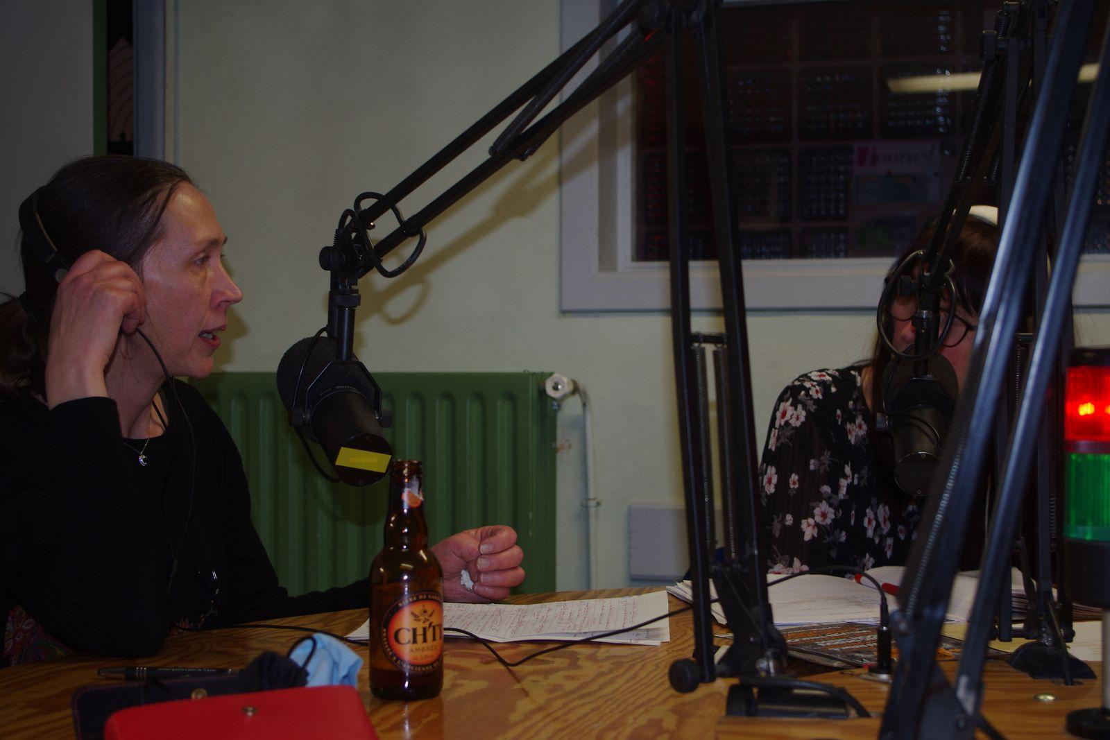 Playlist & podcast Tellin'You – 5 mars 2020 – Invitée Carol - www.rqc.be