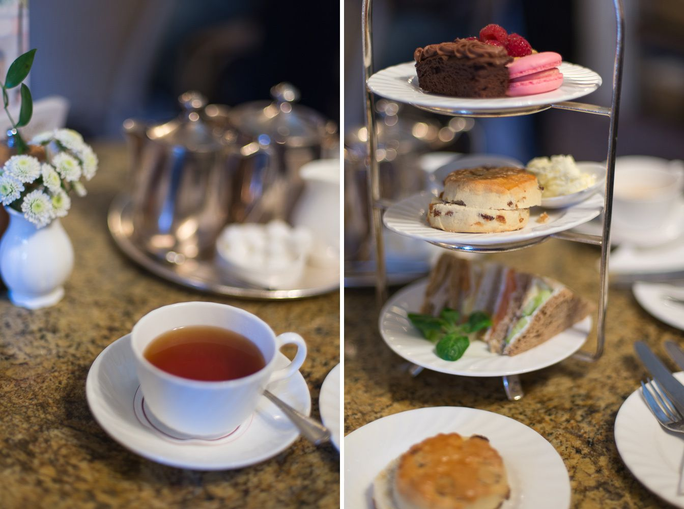 Betty's is a Yorkshire institution and, when it comes to afternoon tea, this is exactly the place to go!