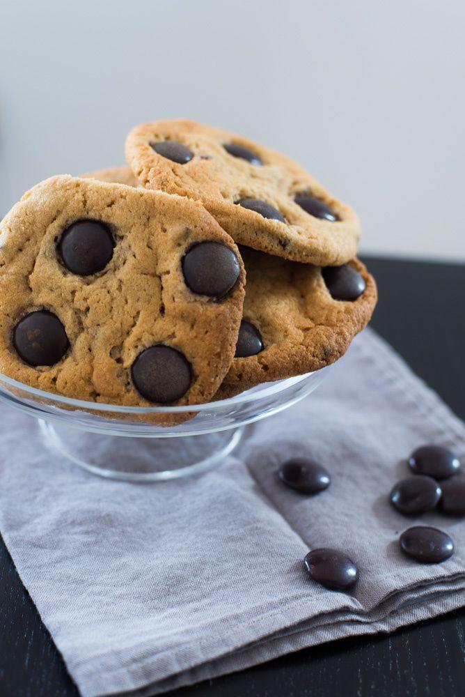 Chocolate Chip & Minstrels Cookies